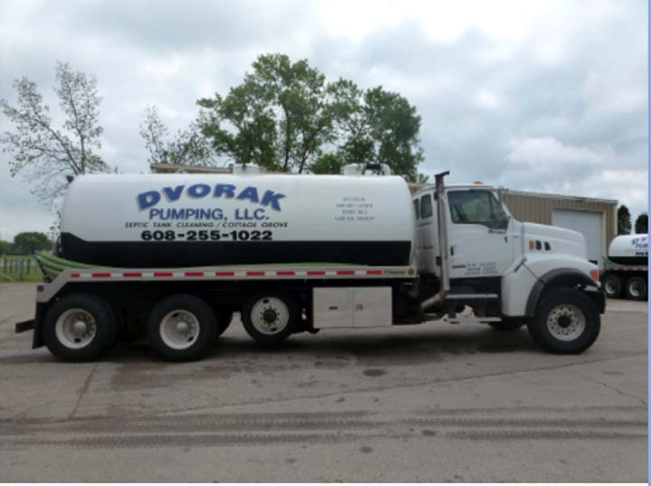Dvorak Pumping, L.L.C. - Septic Tanks & Systems - Cottage Grove, WI - Thumb 1